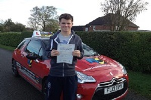Driving Lessons in Oakham