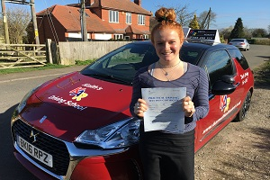 Driving lessons in Uppingham